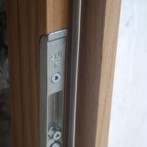 Detail de porte exterieure