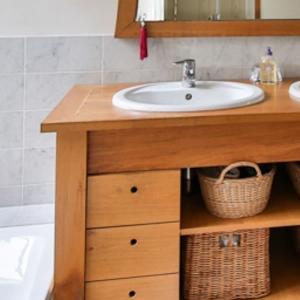 Meuble de salle de bains