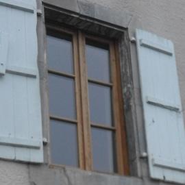 Fenêtre à fléau